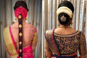Indian Bridal Hairstyles To Make You Look Like A Stunner Wartalaap