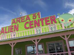 area 51 place of alien