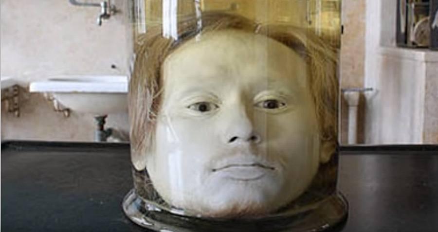 head of Diogo Alves