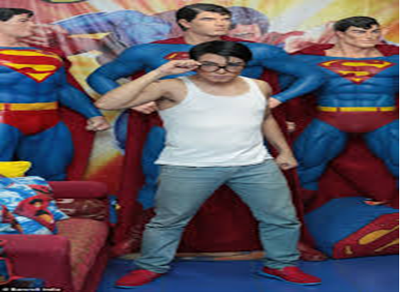 Chavez collection of superman