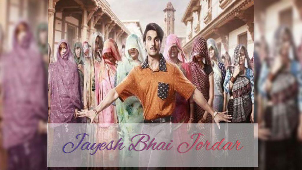 Jayesh Bhai Jordar