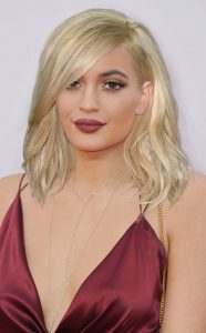 Kylie Jenner's fan base