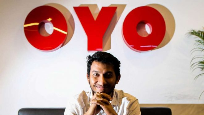 Branches of oyo