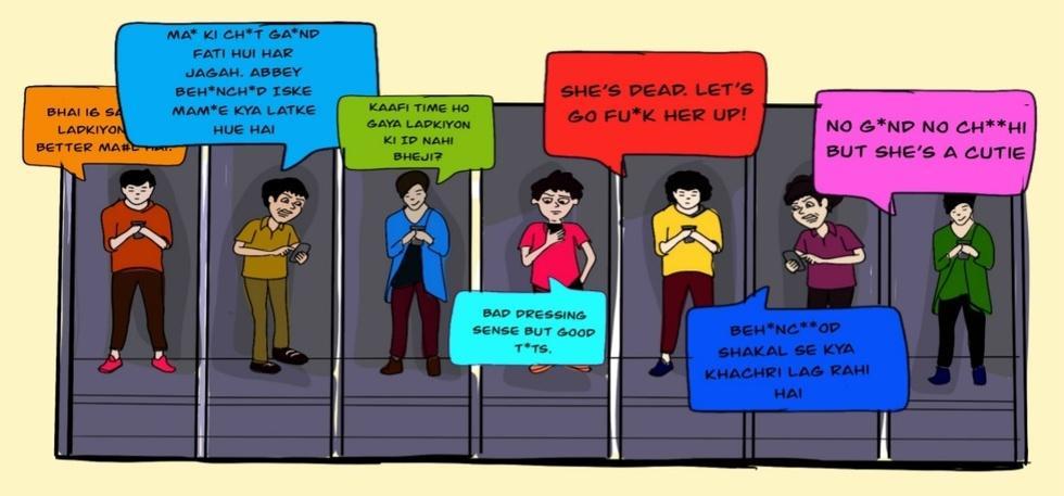Boy's locker Room : Delhi schoolboy held over