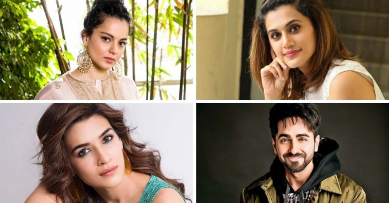 actors spoke on Nepotism in Bollywood