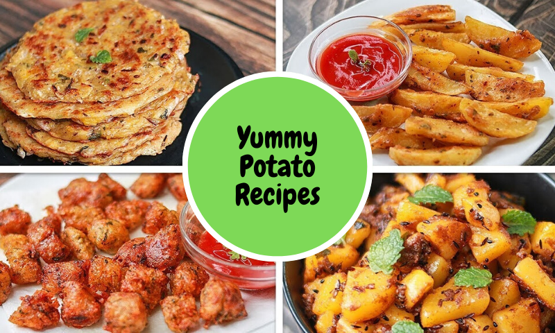 Easy Potato Recipes
