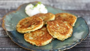 Potato Recipe Pancake