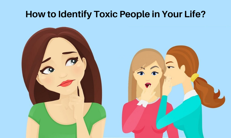 toxic people in your life