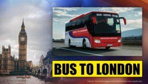 Delhi to London trip