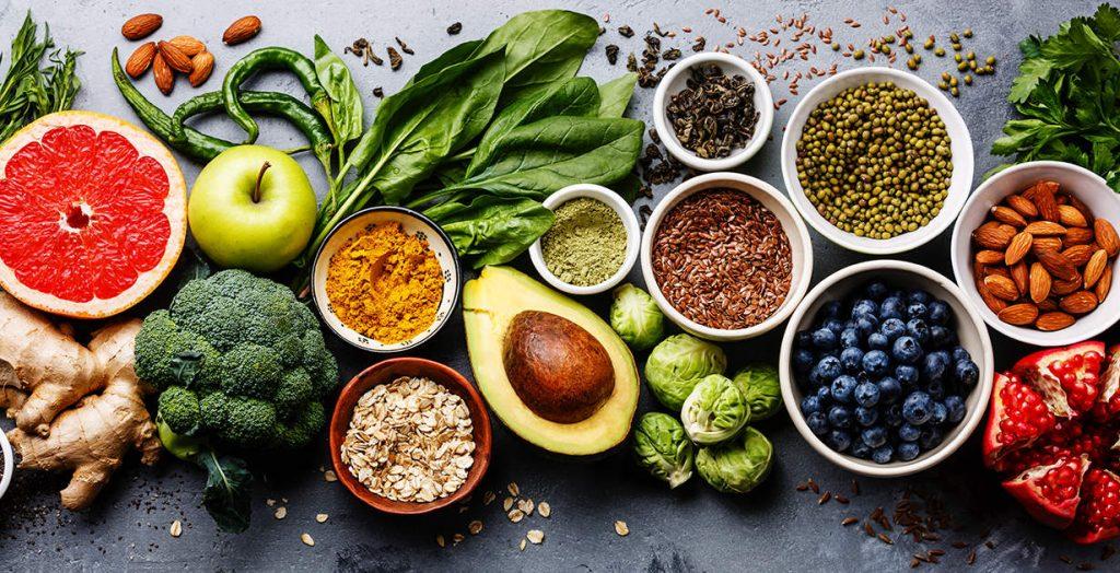 Healing Food Diet