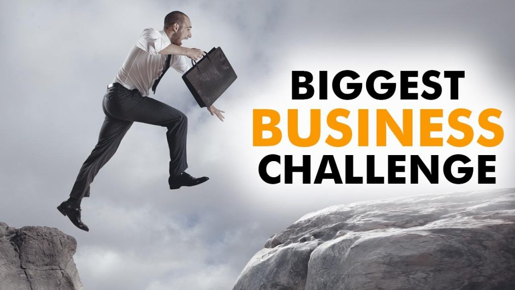 challenge for most businesses