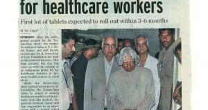 Kalam-Raju team up