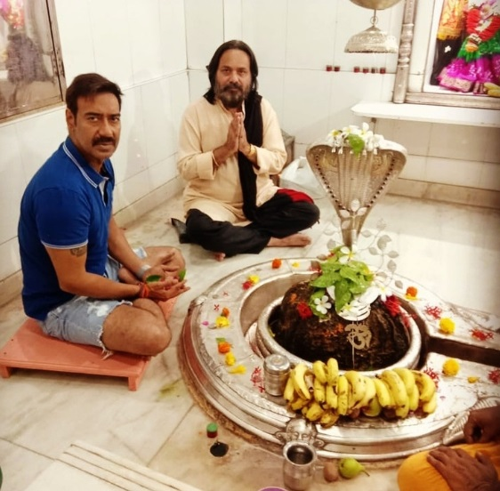 Ajay Devgn is a strong devotee of Lord Shiva