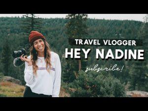 Women Travel Vloggers