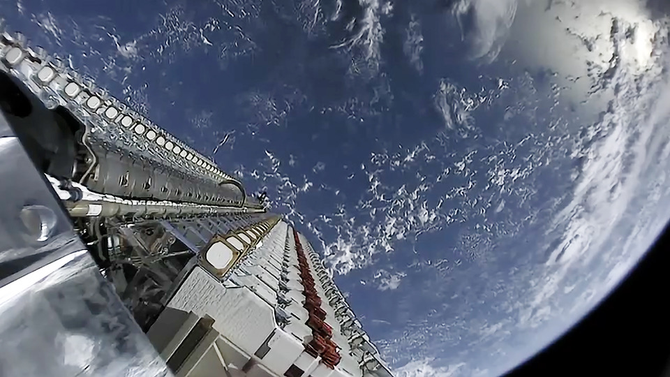 Starlink SpaceX